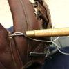 野球グローブの修理 指股3