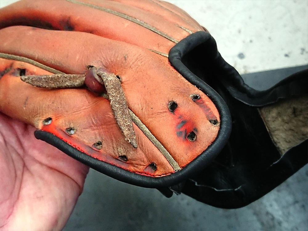 ヘリ革交換・修理